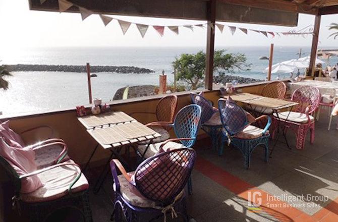 British Tea Room in Playa De Las Américas