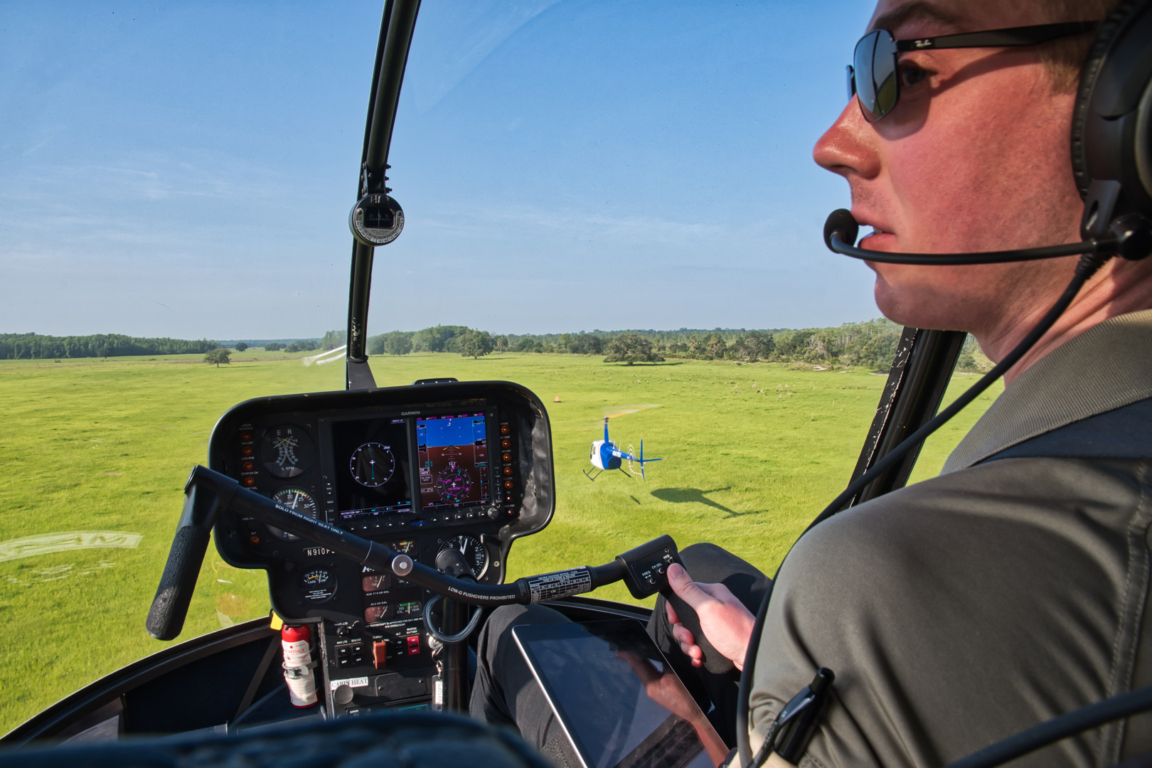 Flying Airplanes with USATS