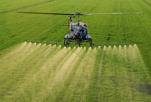 Working as an Agricultural Pilot