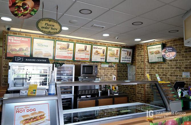 Branded Sandwich Restaurant