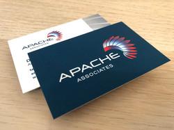 Apache Associates - New Logo and Brand Development