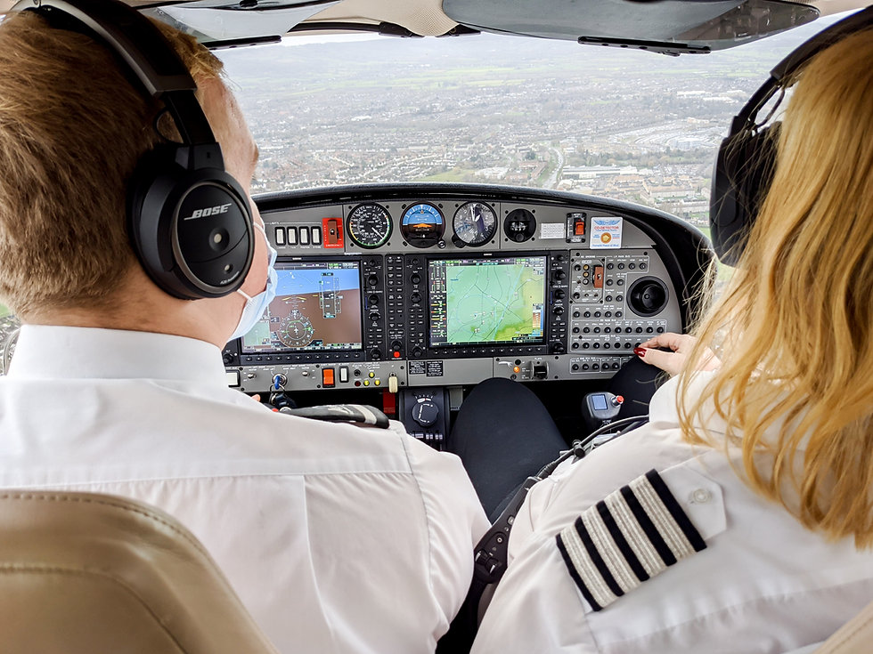 Colossal Working with Flight Academies