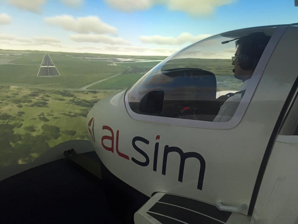 Aeros Simulator Experience