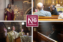 St Andrews N16 - Website Photography
