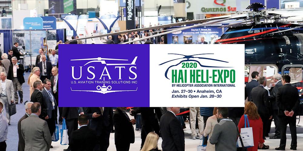 USATS at Hai Heli-Expo