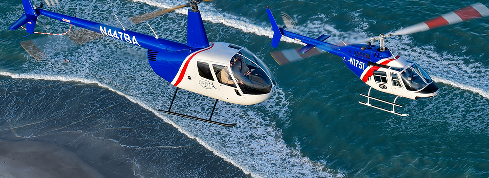 FAA & EASA Helicopter Training