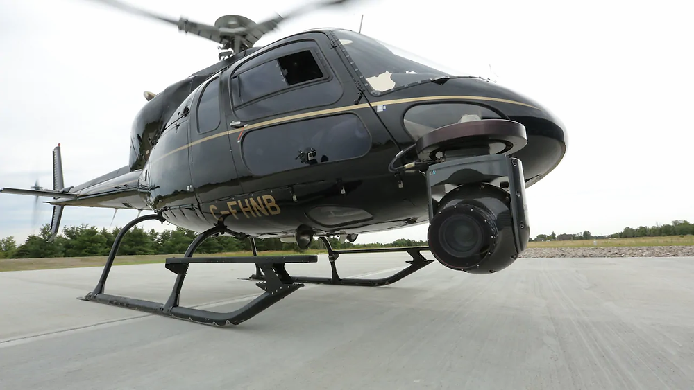 Being a Hollywood Helicopter Pilot