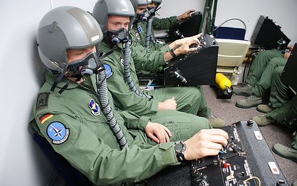 High-Altitude Chamber Course Features