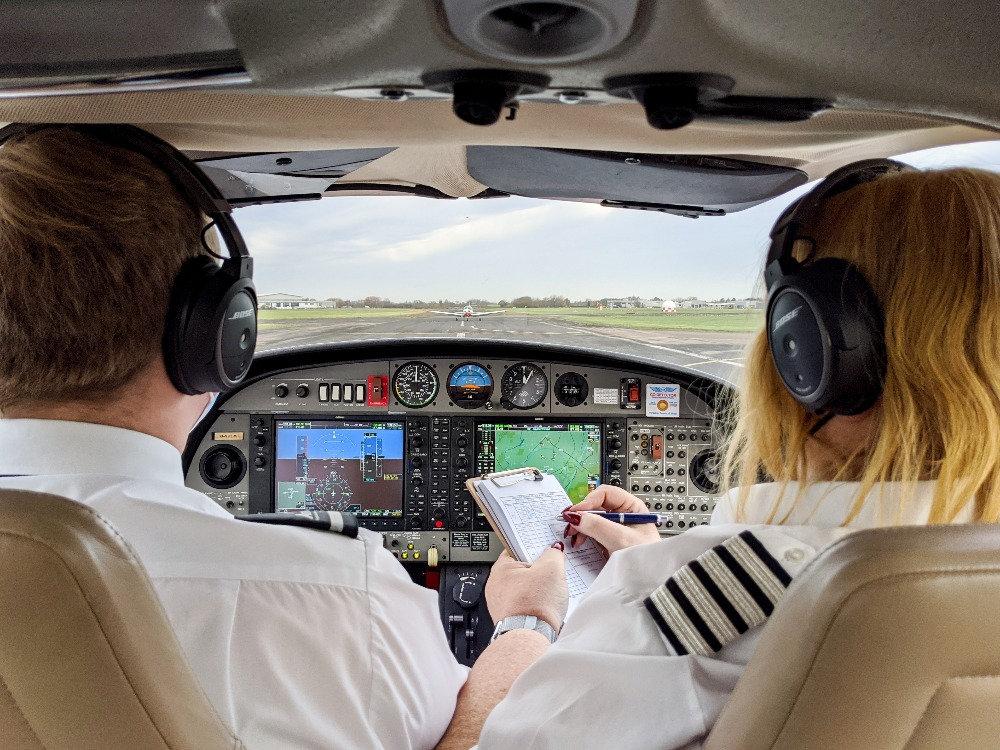 CPL MEP MEIR Commercial Pilot