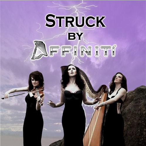 Struck by Affiniti Album