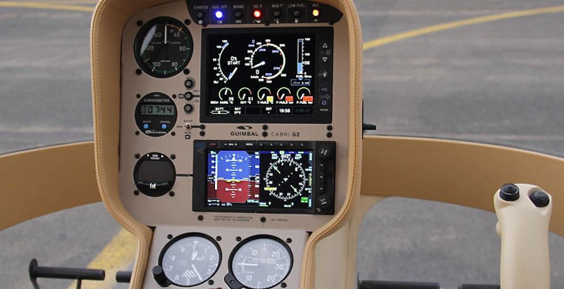 6 Pack vs Glass Cockpit
