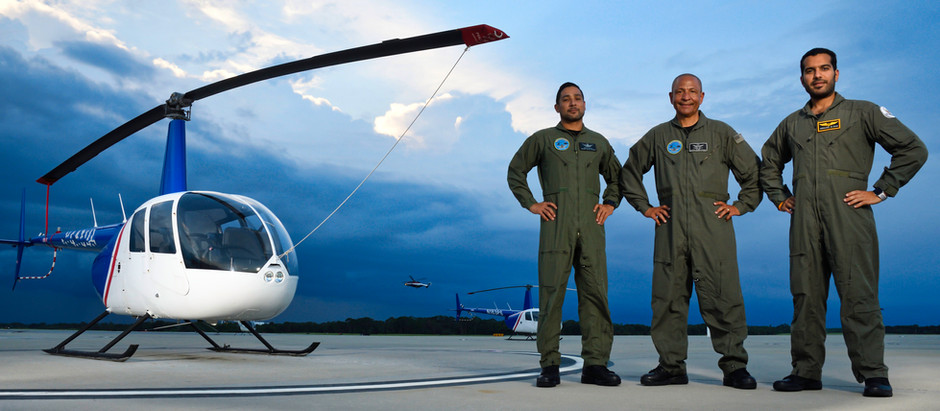 Military Helicopter Training: Get The USATS Advantage