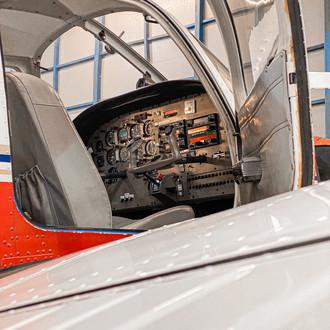 Aeros Cockpit Photographer