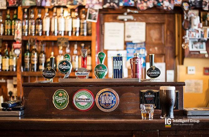 New Bar in Puerto Colon