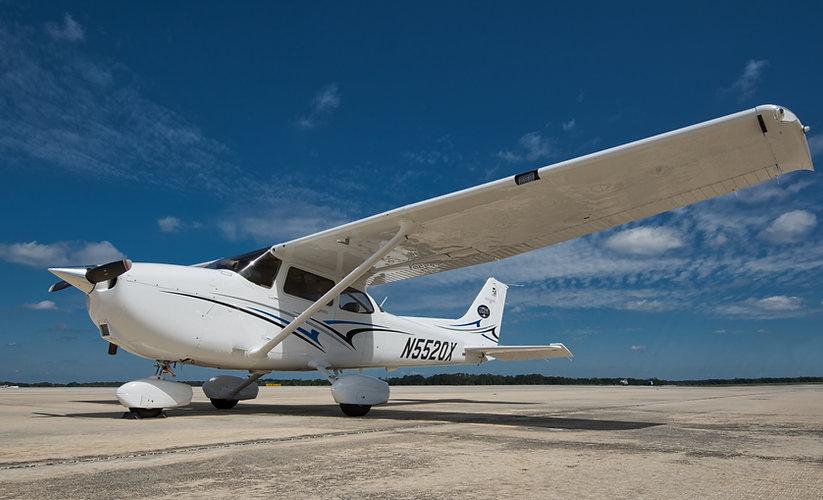 Fairweather Flying Airplane