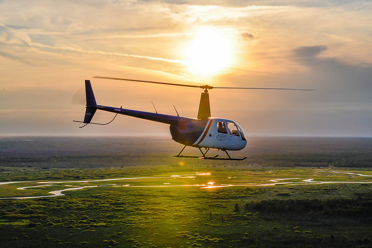 Commercial Pilot (CPL) Course Helicopter