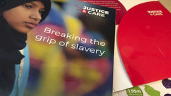 Justice & Care - Corporate Brochure Fast Turnaround