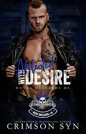 Afflicted with Desire Cover.jpg