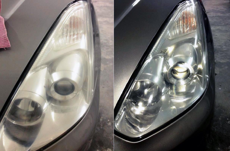 Headlamp Restoration Available Here