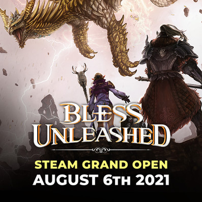 Bless Unleashed launches on PC August 6th