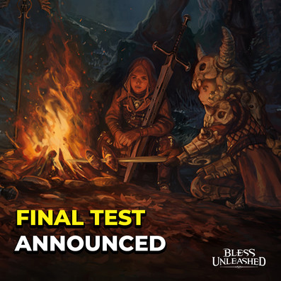 Bless Unleashed's Final PC Beta Test Begins May 12th