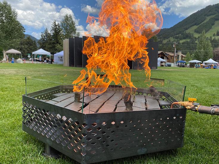 Hexapit II Fine Art Firepit (Deposit)