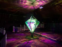 Double Diamond inside the Pink Garter Theater