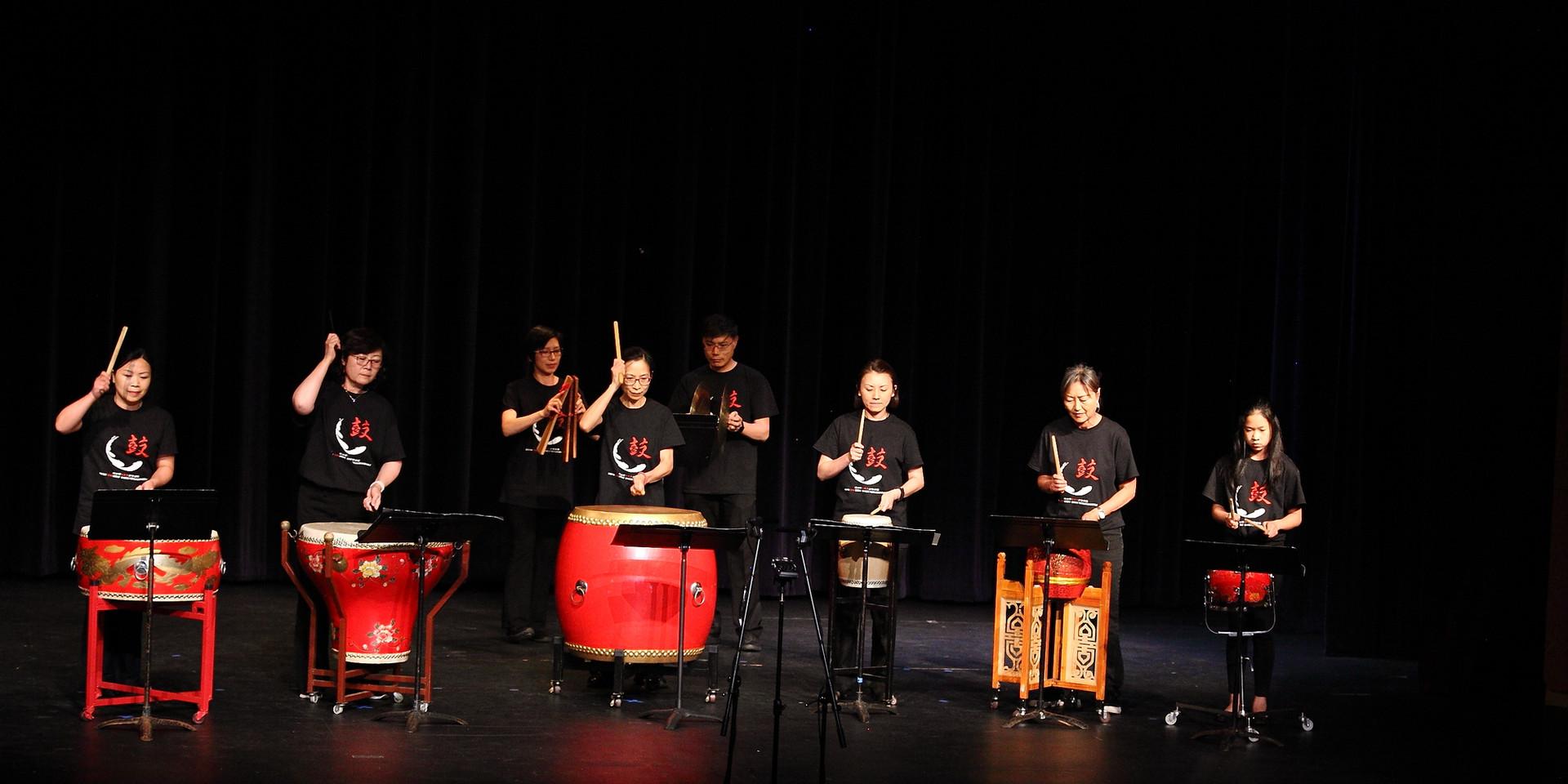 Adult Ensemble Performance