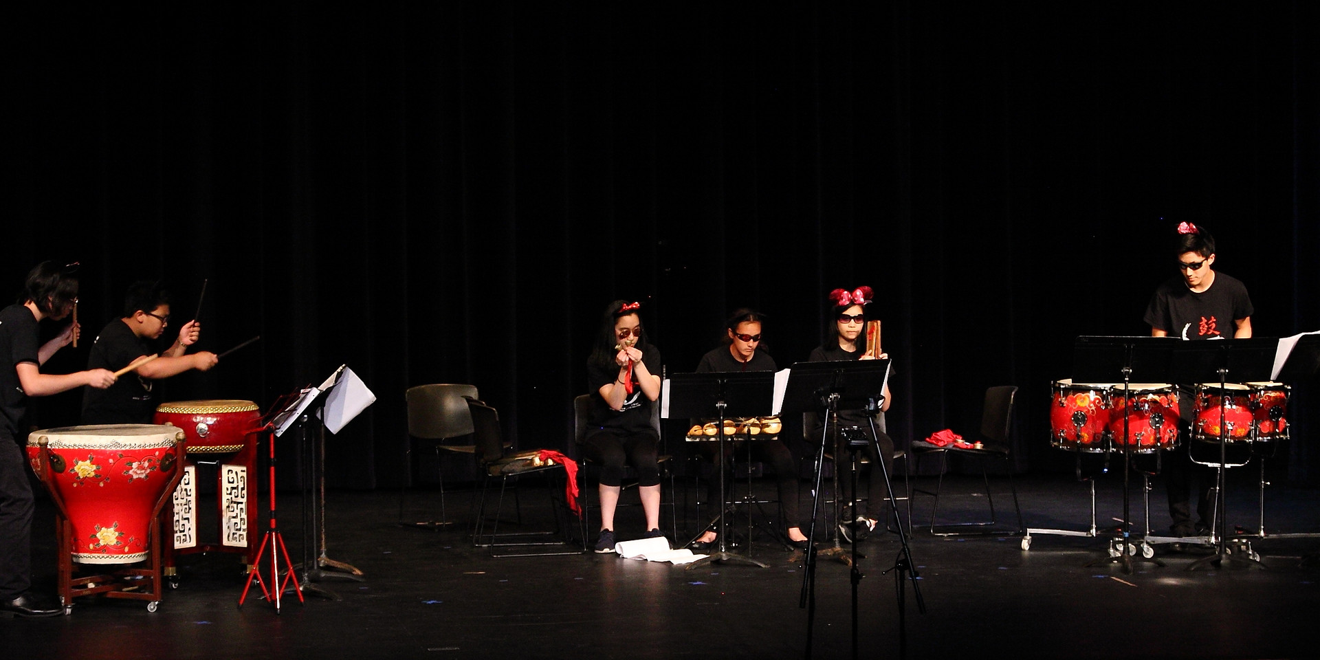 Youth Ensemble Performance