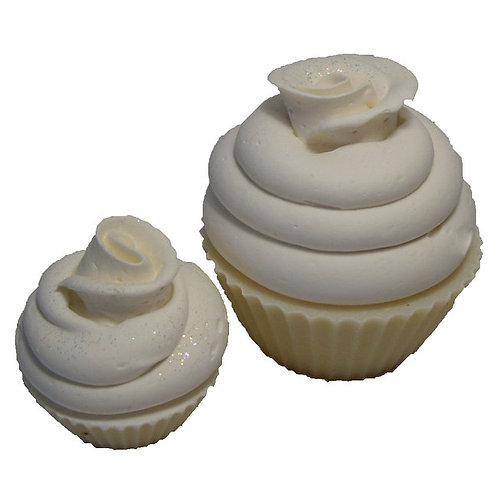 White Cupcake Mini