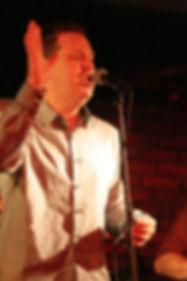 Tim Gartland Performing