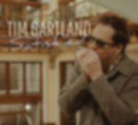 "TIM GARTLAND ""SATISFIED"" ALBUM COVER"