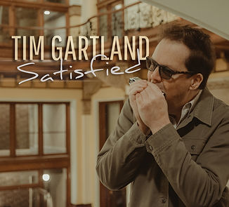 "Tim Gartland ""Satisfied"" Album"