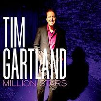 "Tim Gartland ""Million Stars"" CD Album Cover"