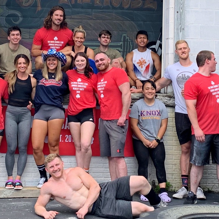 2nd Annual Deadlift Party