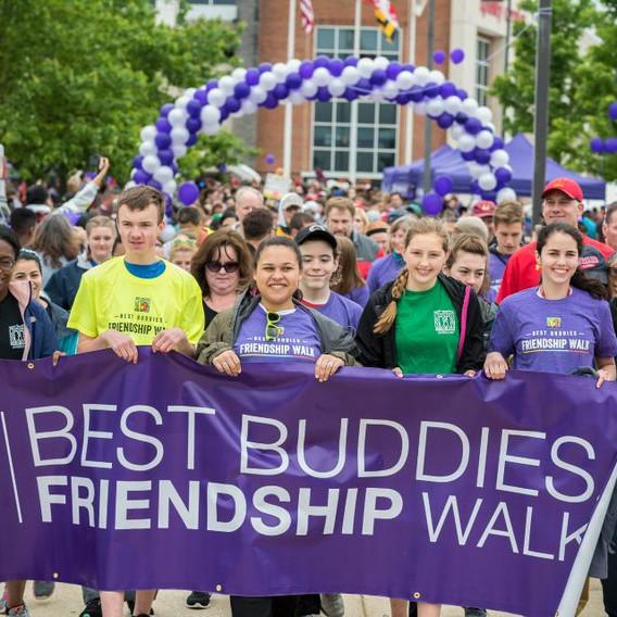 Best Buddies Friendship Walk Fundraiser