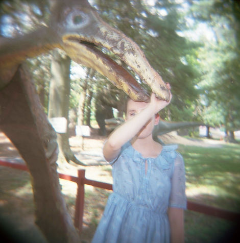 Sallie Keena Photography Micah and Pterodactyl