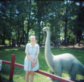 Holga Photo by Sallie Keena