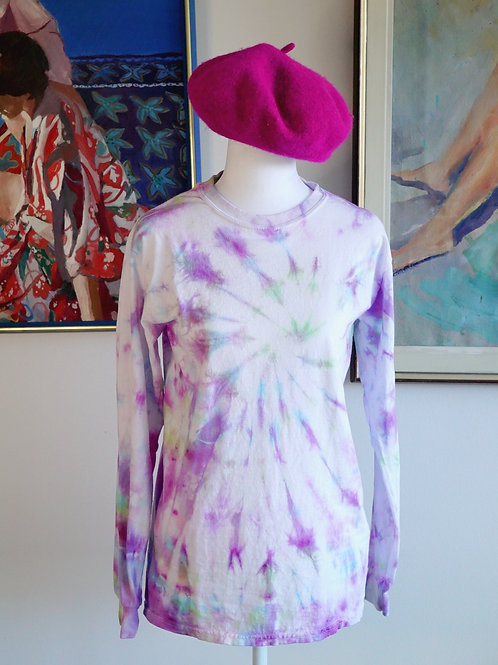 SMALL LONG SLEEVED T-SHIRT - DREAMY RAINBOW