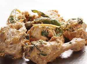 Nimbu Chicken