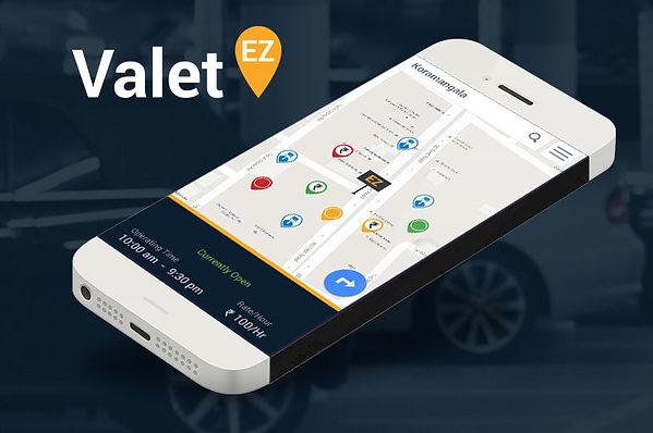 ValetEZ Parking Solution