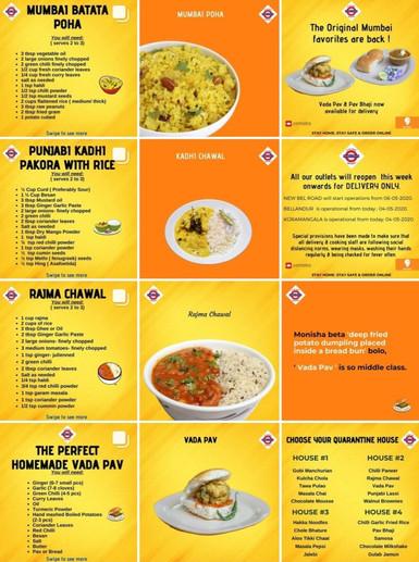 Mumbai Xpress Instagram grid
