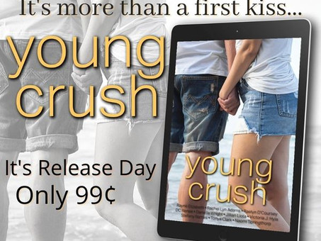 Young Crush is LIVE!