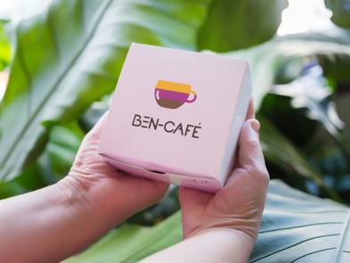 Ben-Café apresenta kits exclusivos para entrega