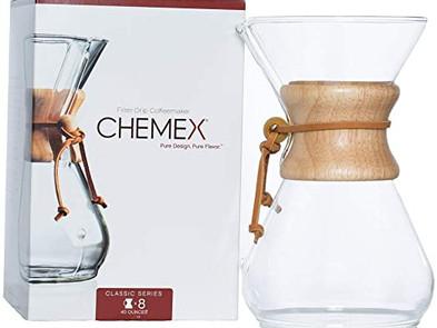 Ben-Café sorteia Chemex Coffeemaker em comemoração aos seus 2 anos em Curitiba