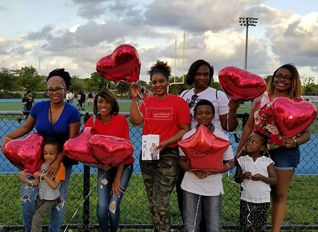 World Sickle Cell Day Balloon Release