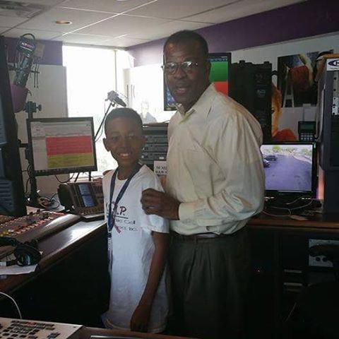 Team A.S.A.P was in the Hot 105 studio this morning promoting our _Be Informed_ Picnic, July 23rd