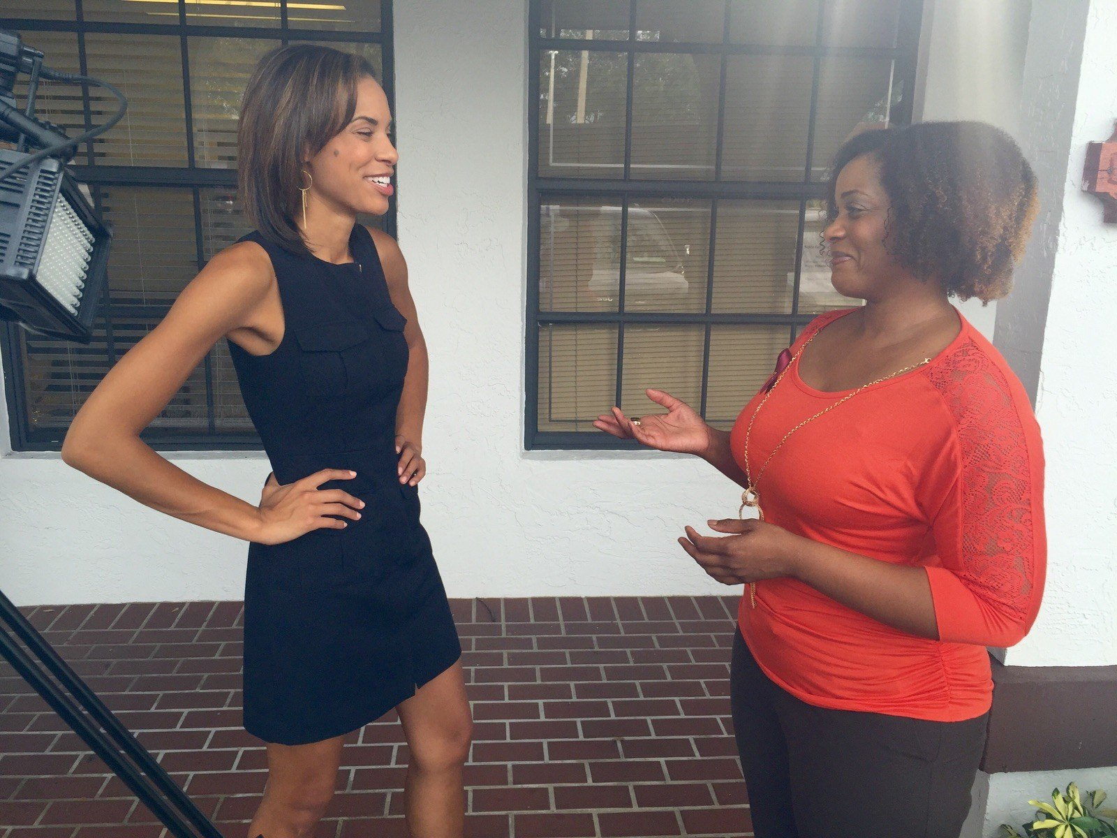 NBC 6 Erica Glover-Kemba