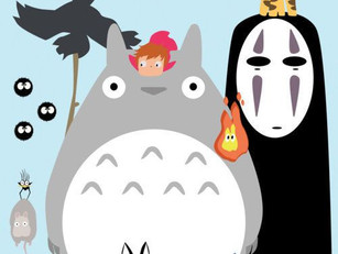 A história do Studio Ghibli