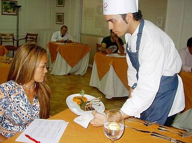 Thuy Trinh Vo, Jurado Escuela Culinaria Francesa